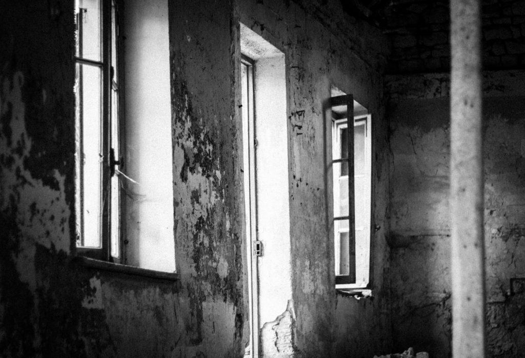fenêtre urbex