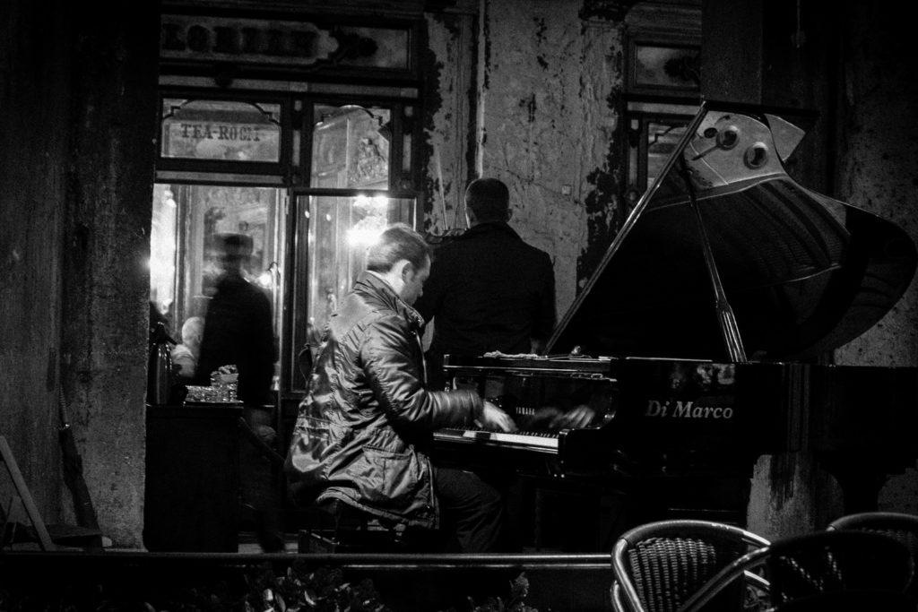 pianiste Venise