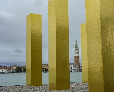 colonnes dorées venise