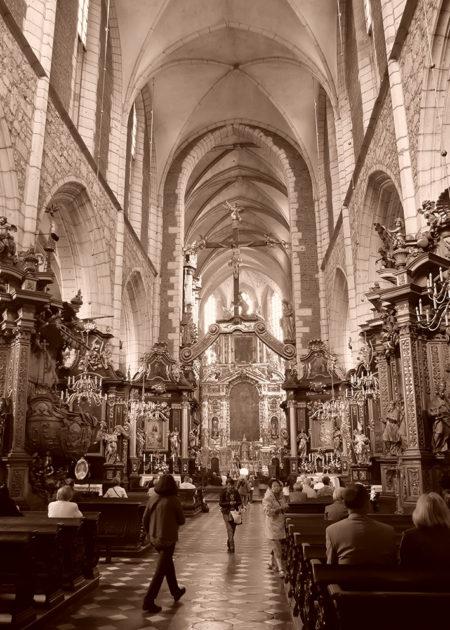 Eglise Cracovie
